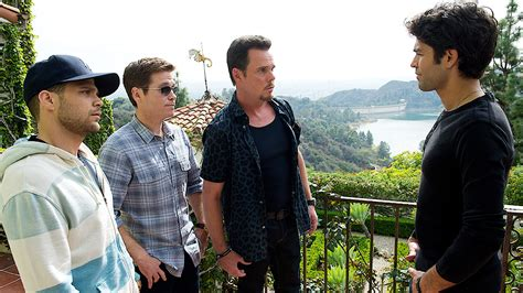 entourage review basically  feature length episode