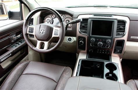 2014 Dodge Ram 2500 Interior Photos   Autos Weblog