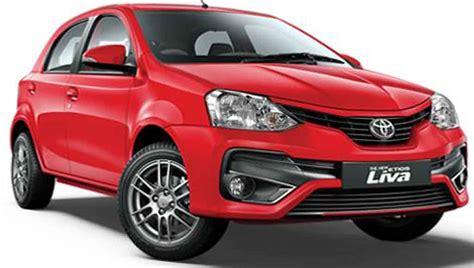 Toyota Etyos 2016 Toyota Etios Liva All You Need To