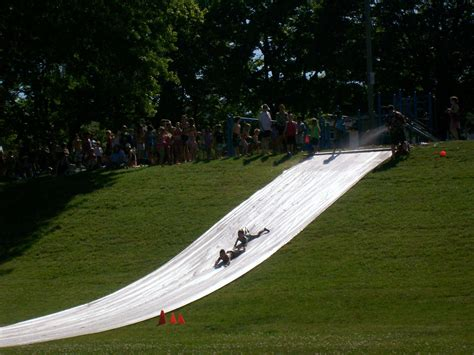backyard slip and slide homemade waterslides halfway to sixty the super slip n