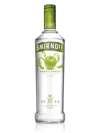 green apple martini bottle smirnoff green apple 750ml d wine the wine shop