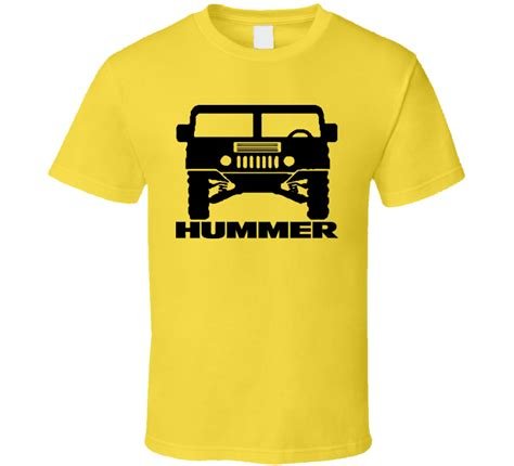 hummer t shirts hummer logo truck t shirt