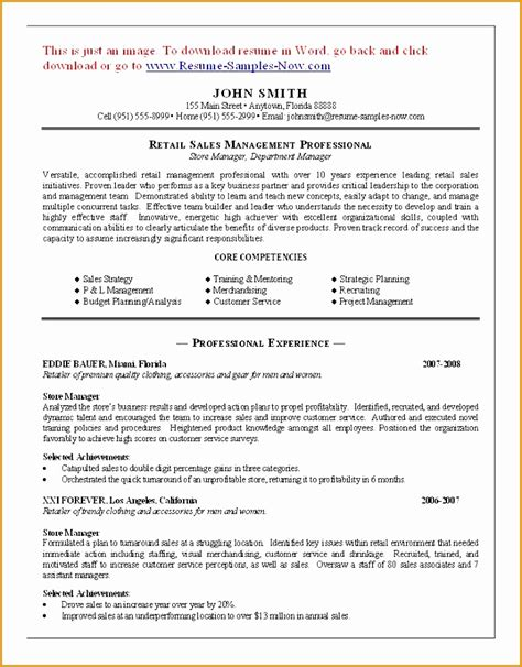 Retail Pharmacist Resume Exle by 7 Retail Pharmacist Resume Sle Free Sles