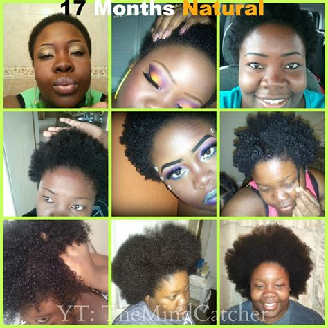 twa growth chart laugh lines and lipstix natural hair growth in pictures