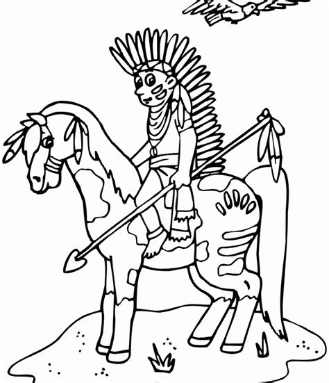 coloring pages american indian native american indian coloring pages coloring home