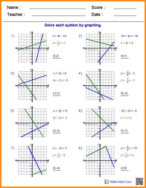 Algebra 1 Worksheets For 9th Grade by 12 9th Grade Math Worksheets Media Resumed