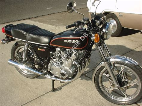 Suzuki Gs550 Review Suzuki Gs 550 E Pictures Specifications And