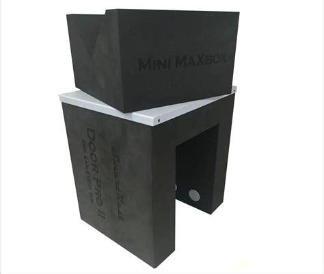 Door Pro maxbox door pro ii magnetic gun rest elk s