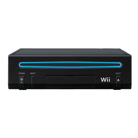nintendo wii console brand new sealed black