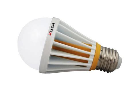 Xledia D60l 60 Watt Equal A19 Led For Fully Enclosed Led Light Bulbs For Enclosed Fixtures