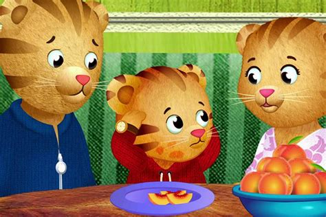 daniel has an allergy daniel tiger s neighborhood books pbs continues to teach about food allergies