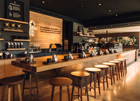 Celebrating Home Interior by New Starbucks Reserve Coffee Bar In Canada Starbucks