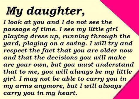 Quotes For Daughters Birthday From Mother Daughter Quotes Love