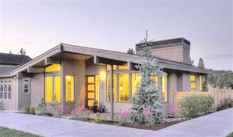 design of mid century modern homes home design by