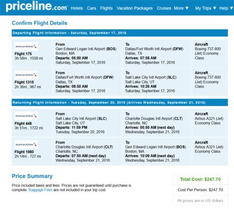 The Flight Deal   American ? $248: Boston ? Salt Lake City