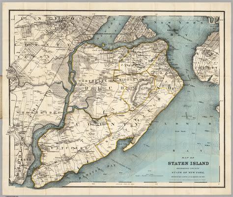 staten island map community history lenzazplan100s14