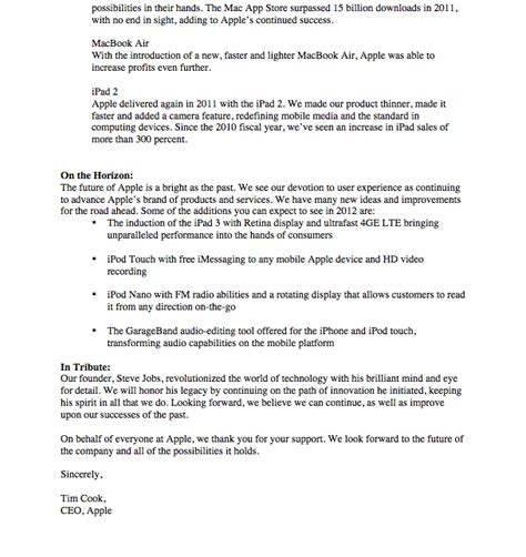 letter to shareholders exle notice of meeting of
