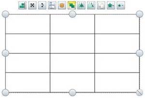 table chart template best photos of blank table chart 5 free blank chart