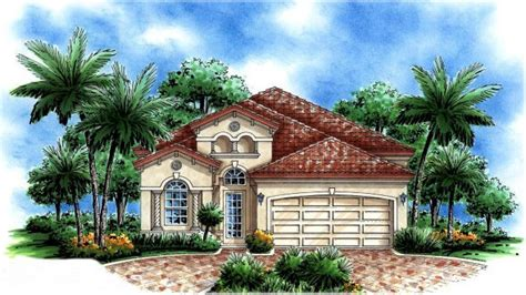 Small Mediterranean House Plans by Small Mediterranean Style House Plans Spanish