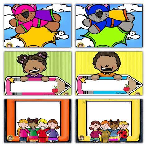 imagenes educativas gafetes creativos gafetes did 225 ctica educativa