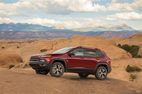 jeep cherokee gas mileage  car connection