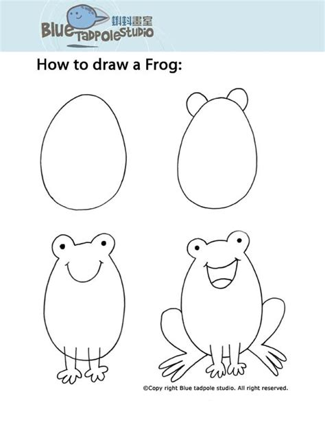 how to draw doodle 4 how to draw a frog in 4 easy steps flash solver