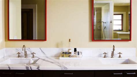clean bathroom mirror how to clean limescale