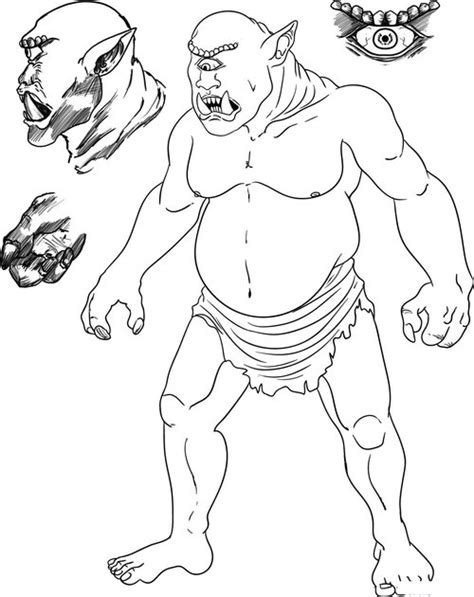 free cyclops coloring pages for kids gt gt disney coloring pages