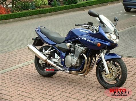 2000 Suzuki Bandit Suzuki Gsf 600 S Bandit 2000 Specs And Photos