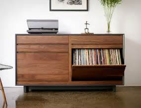 Vinyl Storage Cabinet Vinyl Record Cabinet Car Interior Design