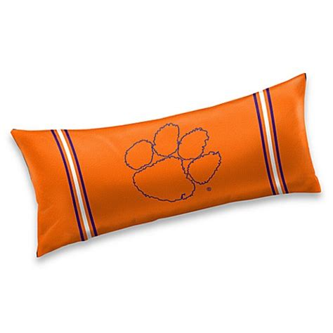 body pillows bed bath and beyond clemson university body pillow bed bath beyond