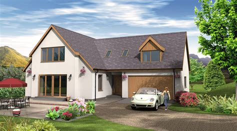 design house uk ltd lewis design custom kit house by roy homes ltd seabreezes building plot for sale
