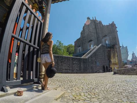 macau tourist spots  attractions love road