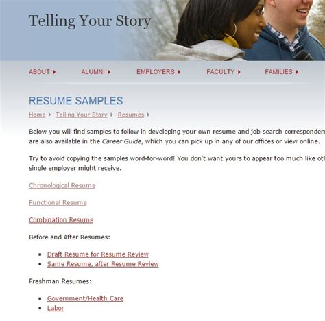 Cornell Resume Help by How To Write A Resume With The Help Of 8 School Guides