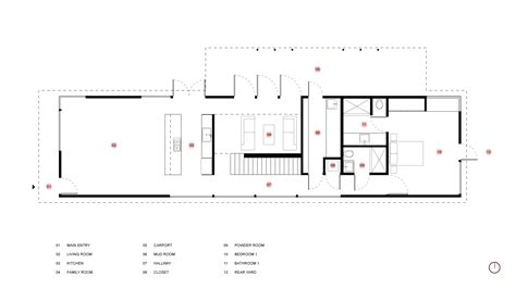 glass house floor plan glass house kevin tsai architecture