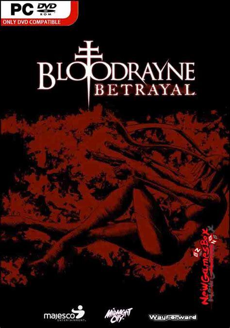 horror full version free games download bloodrayne betrayal free download full version pc game