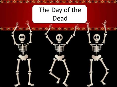 Student Response System Assessment The Day Of The Dead Day Of The Dead Powerpoint