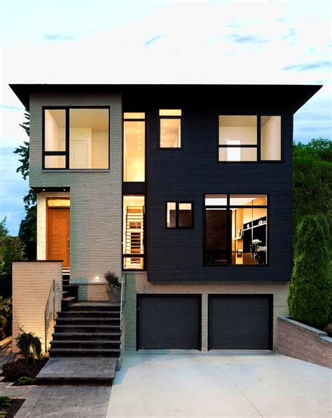 houses ideas designs minimalist home design 2016 hovgallery in minimalist house ideas black architectures