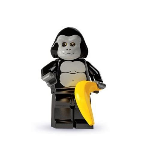 Lego Gorilla buy lego gorilla suit minifigure series 3 the daily brick lego parts shop