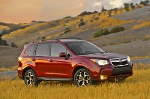 Subaru 2014 Forester 2014 Subaru Forester Reviews And Rating Motor Trend