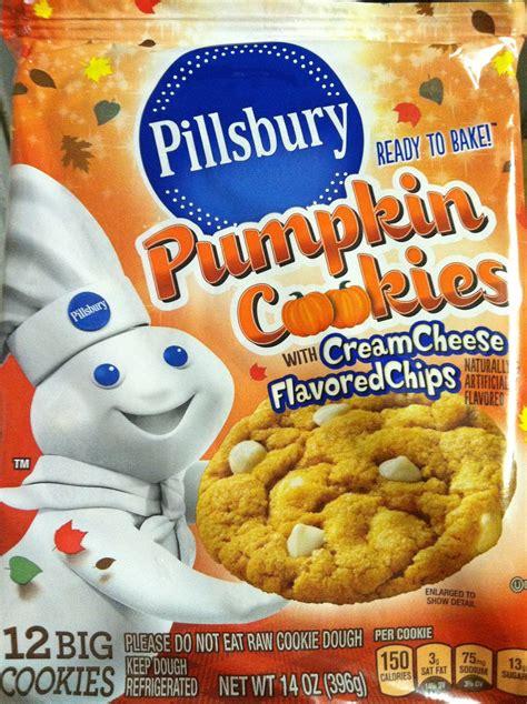pillsbury cookies the holidaze pillsbury pumpkin cookies