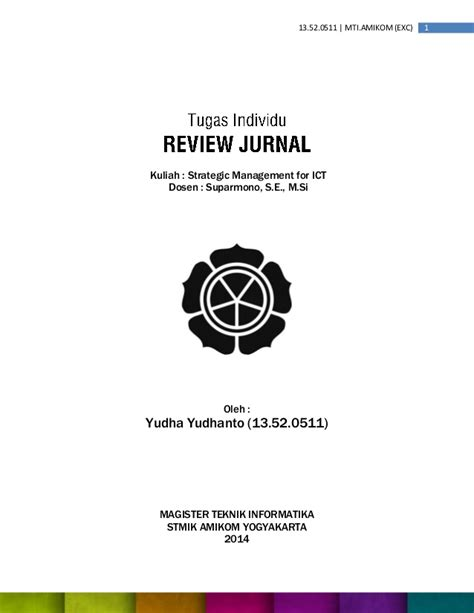 tata cara membuat artikel jurnal cara mereview jurnal