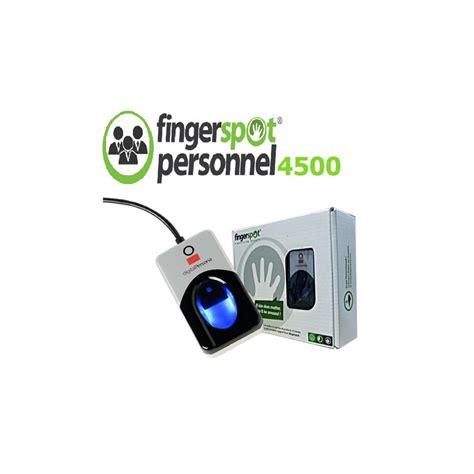 Mesin Absensi Sidik Jari Fingerspot harga jual fingerspot personnel 4500 mesin absensi sidik jari