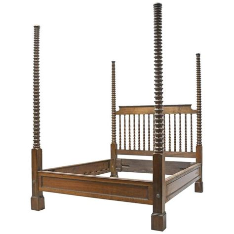 four poster beds for sale 19th century queen size british colonial style four poster