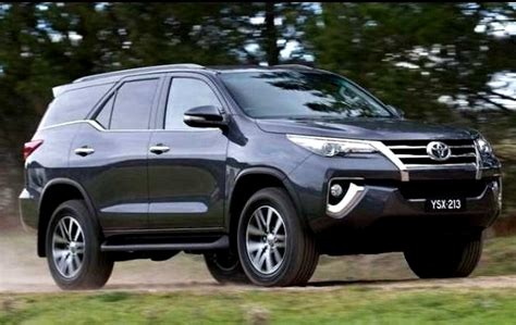 Toyota Suv New Launch In India All New 2016 Toyota Fortuner Suv Reaches Dealerships