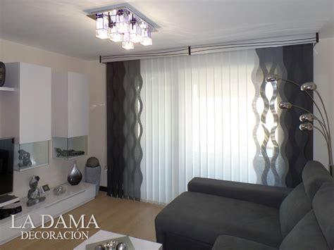 decoracion cortinas salon moderno fotograf 237 as de cortinas en salones modernos la dama