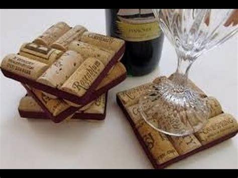 manualidades con corchos de botellas de vino youtube manualidades con corchos de botellas de vino youtube