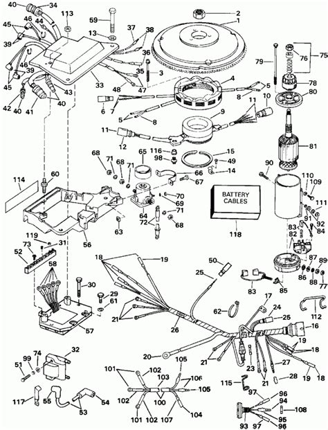 boat parts johnson johnson boat motor parts diagram automotive parts