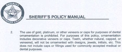 new pediatric guidance on tattoos piercings daily mail sheriff bans officers from tattoos and gold teeth