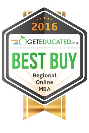Top Affordable Mba Programs by The Best Mba Programs 2016 Edition Geteducated